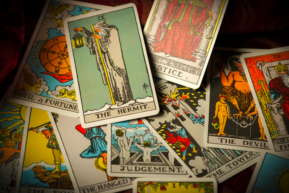 Benefits of Online Tarot Card Readings